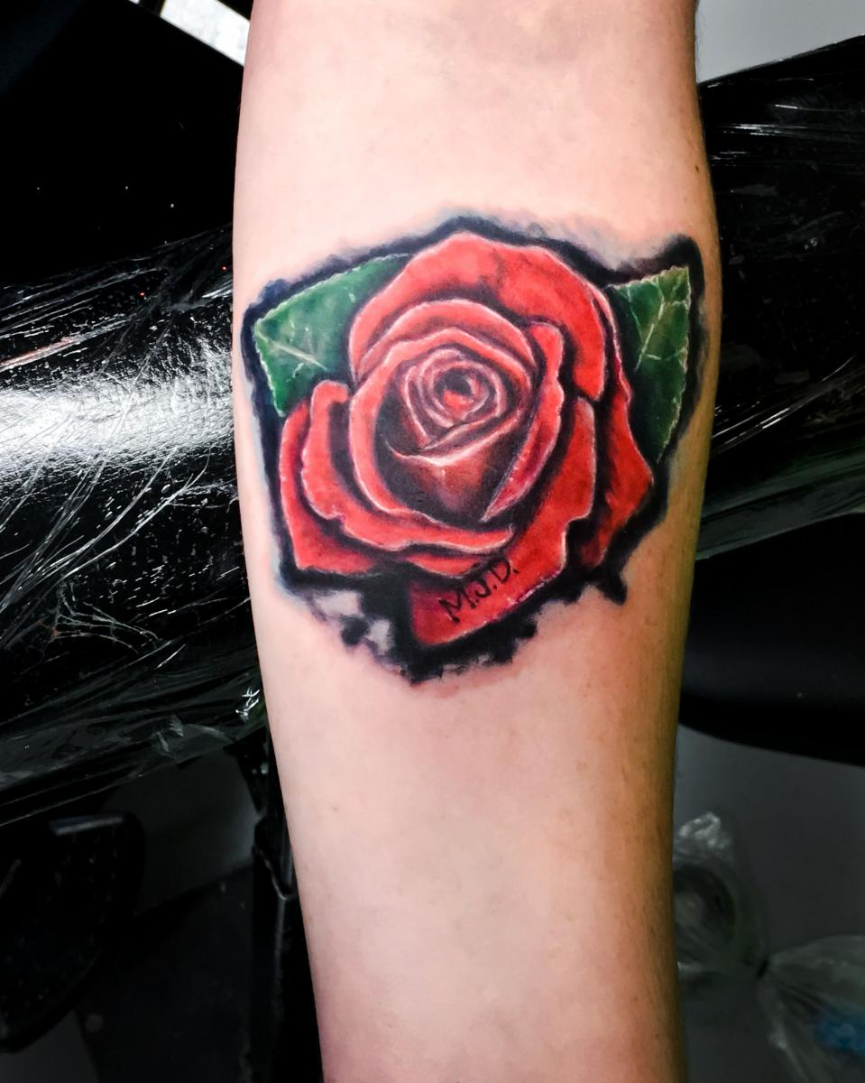 Phoebus tattoos and body piercing st petersburg fl for Best tattoo artist in florida