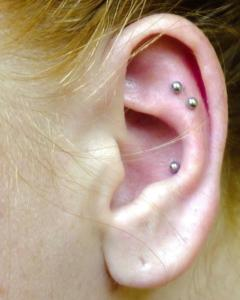 Helix conch
