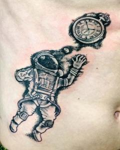 time astronaut